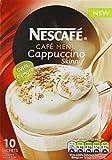 Nescafé Café Menu Cappuccino Skinny 14.5 g (Pack of 6, Total 60 Units)