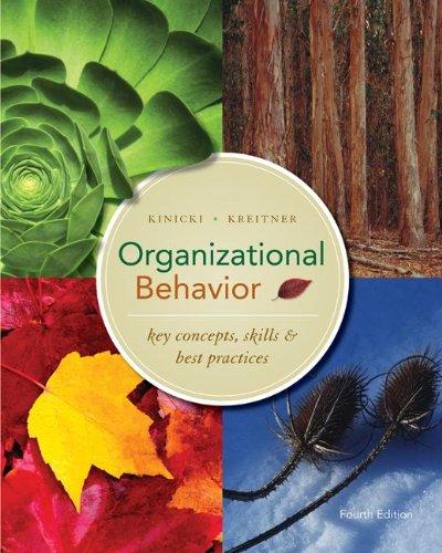pdf organizational behavior 17th edition