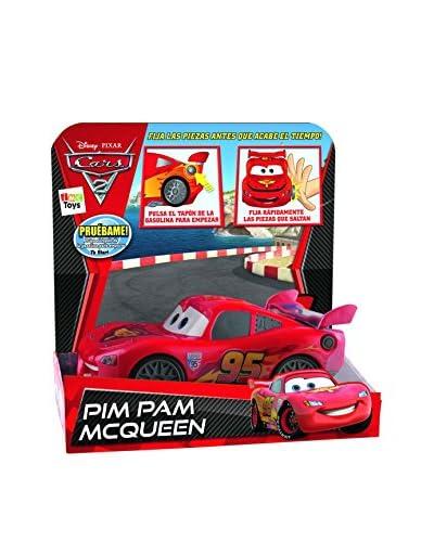 IMC Toys Juego Pim Pam Mcqueen Cars