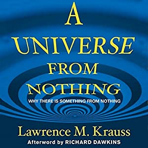 A Universe from Nothing Audiobook