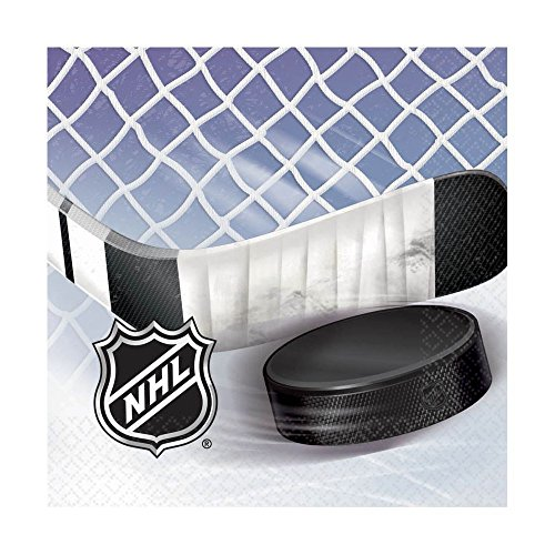 NHL-Ice Time Lunch Napkins 16ct - 1