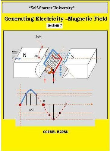 Generating Electricity-Magnetic Field (Electrician'S Book - Apprentice'S Total Training 7)