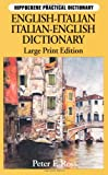 Italian: English-Italian Italian-English (Hippocrene Practical Dictionary (0781803543) by Ross, Peter