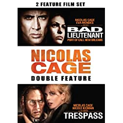 Trespass / Bad Lieutenant Port of Call Double Feat
