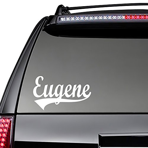 Idakoos - Eugene - Male Names - Decal Pack (Stores In Eugene Or)