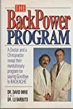 img - for The Back Power Program by David Imrie (1989-03-01) book / textbook / text book