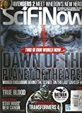 img - for SciFiNow Magazine # 94 (Dawn of the Planet of the Apes) book / textbook / text book