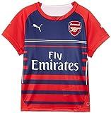 2014-2015 Arsenal Puma Pre-Match Training Shirt (Red) - Kids