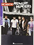 Midnight Memories by One Direction (2014) Sheet music