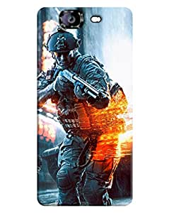 Back Cover for Micromax Canvas Knight A350