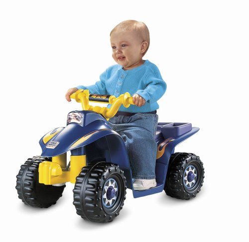 Best Price Fisher-Price Power Wheels Lil Quad