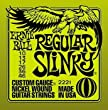 Ernie Ball Regular Slinky Strings