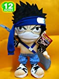 Anime Naruto Zabuza Momochi Plush Doll 12 Inches