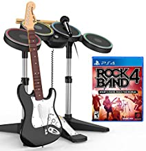 Rock Band 4 Band-in-a-Box Software Bundle for PlayStation 4 - Band in a Box Edition