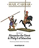 Hail-Caesar-Alexander-the-Great-Philip-I-of-Macedon-28mm-Warlord-games-miniatures