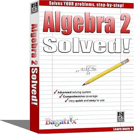 Algebra 2 Solved!