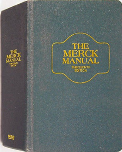 Image for The Merck Manual Of Diagnosis And Therapy (Thirteenth - 13th - Edition)