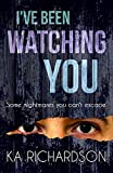 Ive Been Watching You: a stunning crime thriller from The North East Police Series