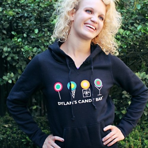 Dylan's Candy Bar Hooded Pullover - Women