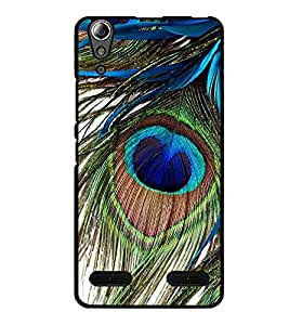 MENTAL MIND DESIGNER BACK COVER CASE FOR LENOVO A6000