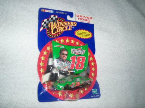 WINNER'S CIRCLE - DRIVER HOOD COLLECTION - #18 BOBBY LABONTE - 1:64 SCALE