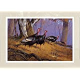 Gobblers Run Notecard