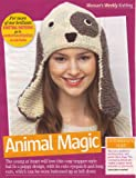 Unknown Childrens & Womens Puppy Dog design trapper style Hat Knitting Pattern: To fit child up to 8 years & To fit womens avarage head: Materials Rowan Purelife British Sheep Breeds Chunky (Woman's Weekly Magazine Pull Out Pattern)