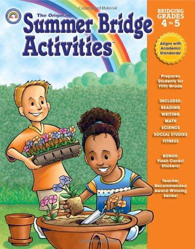 Summer Bridge Activities: Bridging Grades Fourth to Fifth