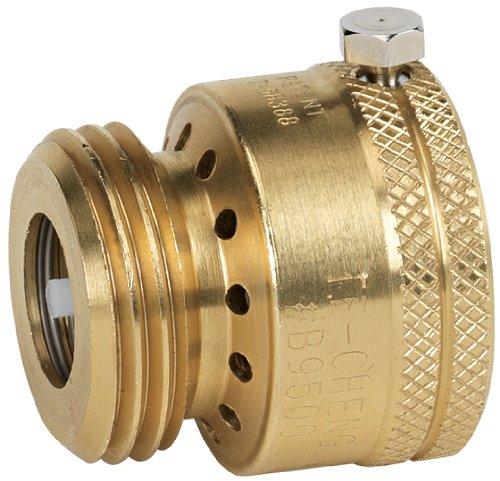 Homewerks Vac Bfp Z4b Vacuum Breaker Male Hose Thread 3 4 Inch New