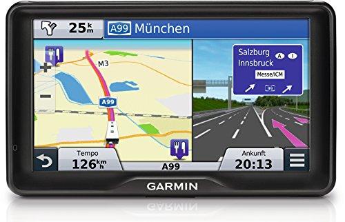 Garmin 760LMT-D - Sistema de navegación GPS (para la UE, pantalla TFT...