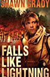 (FALLS LIKE LIGHTNING ) BY Grady, Shawn (Author) Paperback Published on (07 , 2011)