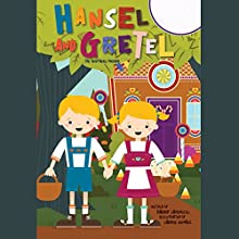 Hansel and Gretel Audiobook by Harry Caminelli Narrated by Erin Yuen