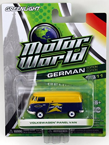 Greenlight Motor World Series 11 - Volkswagen Panel Van