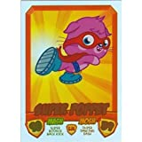 SUPER POPPET Limited Edition - Series 2 Moshi Monsters Mash Up Trading Card.