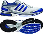 Adidas Supernova Glide 5 Men's Running Shoes- Running White- Collegiate Royal (11.5)