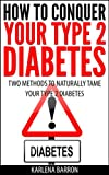 How To Conquer Your Type 2 Diabetes: Two Methods To Naturally Tame Your Type 2 Diabetes