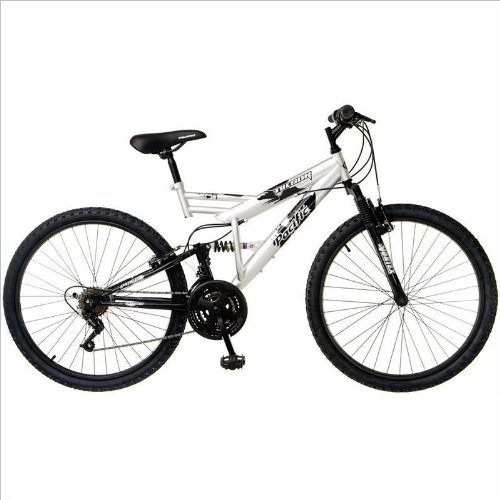 1 Top Selling Buy Cheapest Pacific Tuscon Men S Dual Suspension Mountain Bike 26 Inch Wheels Low Best Price On Sale Super Mountain Bikes