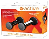EA Sports Active Wireless 2lb Dumbbell Set