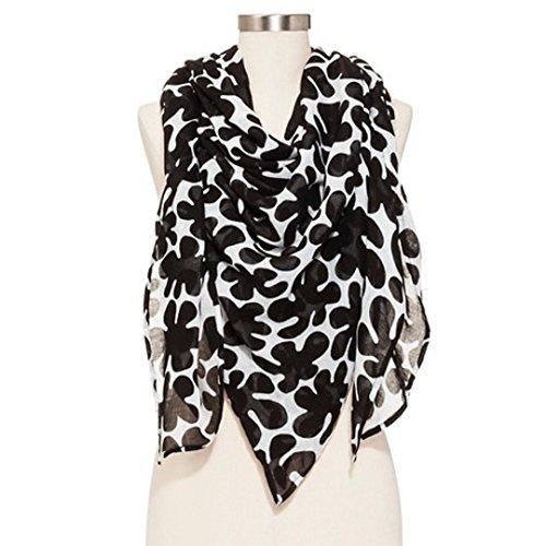 marimekko-scarf-60-x-60-paprika-print-black