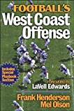 img - for Football's West Coast Offense book / textbook / text book
