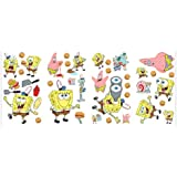 Nickelodeon Sponge Bob Square Pants Wall Stickers