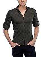 Philip Loren Camisa Hombre (Verde)