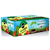 Miracle-Gro Gro-ables Seed Pods Veggie & Herb Kit