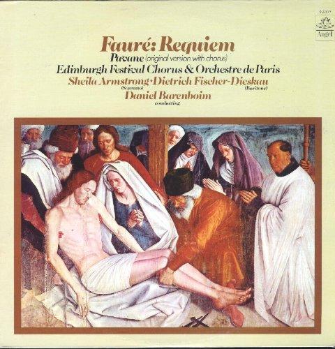 Faure: Requiem Op. 48 - Pavane, Op. 50 (Original Version With Chorus) front-1053151