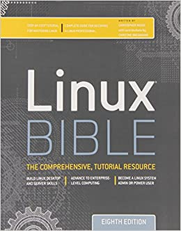 linux bible 9th edition pdf download