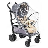 Joie protector para la lluvia compatible con el modelo silla de paseo enérgico