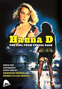 Hanna D: The Girl From Vondel Park