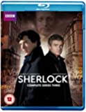 Sherlock - Series 3 [Blu-ray]