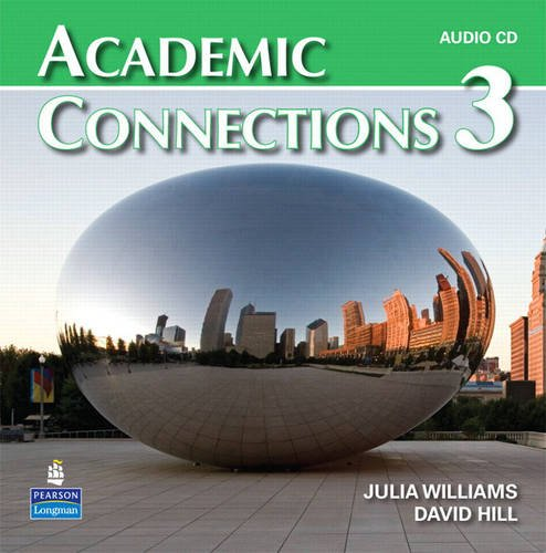 Academic Connections 3. CD (full course and assessment audio)