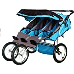 BeBe Love Triple Jogging Stroller